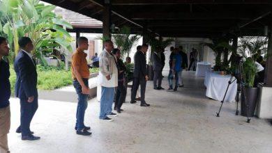 Photo of Danilistas del Comité Central del PLD se reúnen para analizar cómo están los precandidatos a la presidencia.