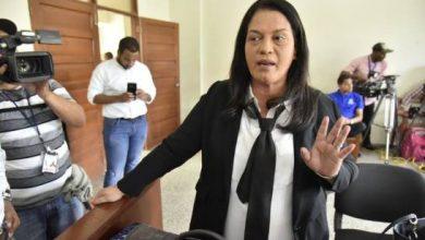 """Photo of Abogada Ingrid Hidalgo: """"Marlin Martínez cumple su condena el 30 de agosto""""."""