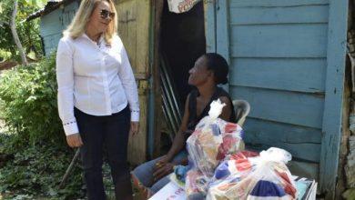 Photo of Plan Social lleva ayuda y operativo de salud a familias de El Seibo.