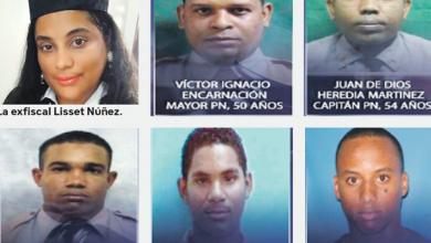 Photo of Fiscal y agentes quedaron al descubierto en colocación droga.