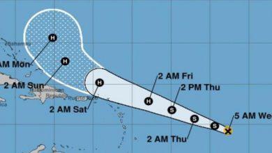 Photo of Se forma la tormenta tropical Jerry en el Atlántico.