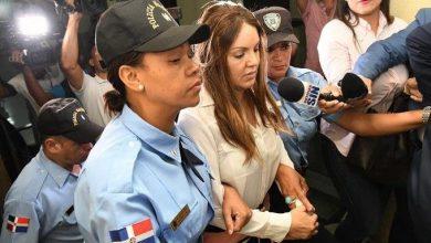 Photo of Marisol Franco, pareja de César el Abusador, ya está en la cárcel de Najayo.