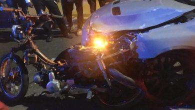 Photo of Un hombre muere al ser atropellado por un vehículo que realizaba una carrera en Santiago.