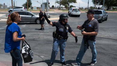 Photo of Cinco muertos, 21 heridos y supuesto atacante abatido en un «tiroteo en Texas»