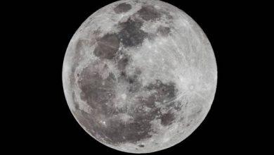 Photo of Misteriosas coincidencias: hoy viernes 13 y hay Luna llena.