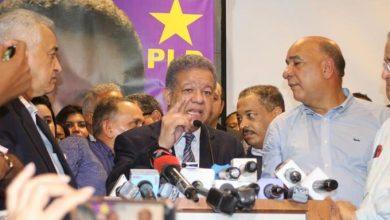 Photo of Leonel defenderá votos con la fuerza del pueblo.