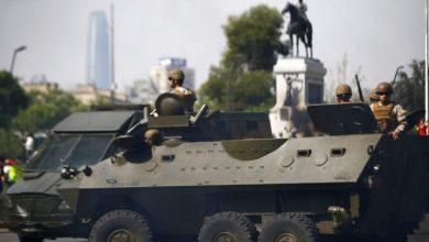 Photo of Muere un joven de 23 años tras ser atropellado por un camión militar durante las protestas en Chile.