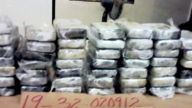 Photo of DNCD incauta 49.90 kilos de cocaína en Caucedo.