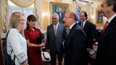 Photo of Funcionaria de EEUU vino a conocer cómo pensaba Danilo sobre Venezuela y Haití.