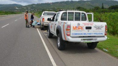 Photo of Programa de Asistencia Vial del MOPC lleva un millón 902 mil 596.