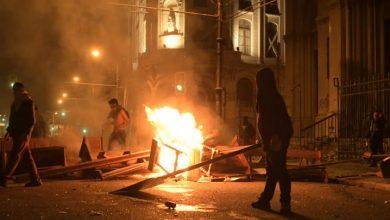 Photo of Mueren 5 personas en incendio y aumentan a 8 víctimas por disturbios en Chile.