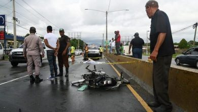 Photo of Un muerto y un herido en accidente de tránsito en la autopista Duarte.