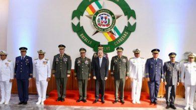 """Photo of Danilo Medina encabeza graduación de cadetes """"María Concepción Bona""""."""