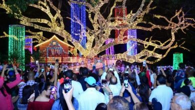 Photo of Alcaldía de Santiago da apertura a las fiestas navideñas.