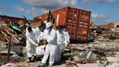 Photo of Aumentan a 69 las muertes en Bahamas relacionadas con el huracán Dorian.
