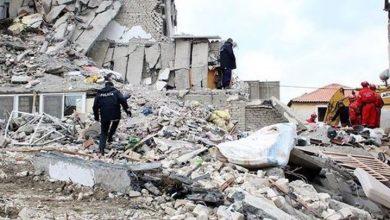 Photo of La cifra de muertos por el sismo en Albania llega a 25.