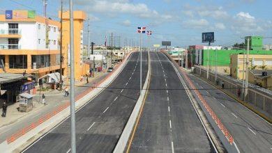 Photo of Obras Públicas reanudará esta noche el tránsito por elevado de la Charles de Gaulle.