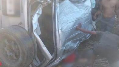 Photo of Accidente de tránsito deja un muerto y tres heridos en la carretera Sánchez.