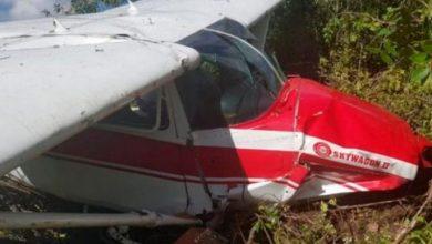Photo of Dos personas perdieron la vida tras desplomarse avioneta en Tamayo.