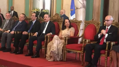 Photo of Presidente Danilo entrega Premio Nacional de Periodismo a Minerva Emilia Pereyra.