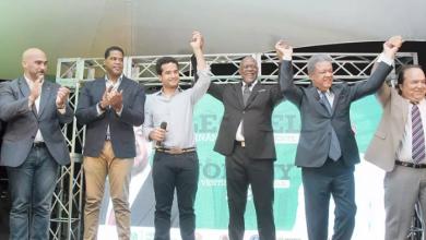 Photo of La Fuerza del Pueblo proclama a Johnny Ventura como candidato a alcalde DN.