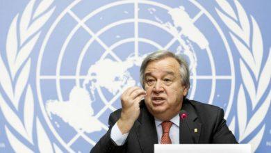 """Photo of Secretario de la ONU, convencido de que la cumbre del clima será un """"éxito"""""""