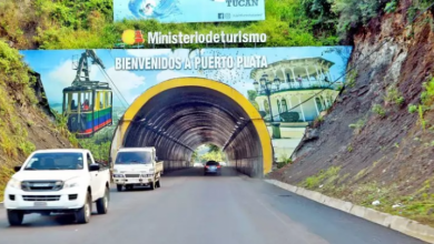 Photo of Carretera de Puerto Plata incluye túnel y monumento a héroes.