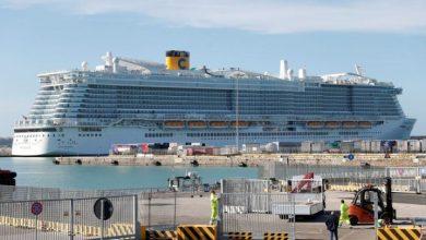 Photo of Bloquean en Italia un crucero procedente de España por un posible caso de coronavirus.