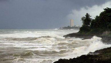 Photo of Oleaje peligroso en las costas del país y temperaturas frescas.
