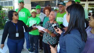 Photo of Marcha Verde exige candidatos vinculados casos corrupción sea excluidos de proceso electoral.