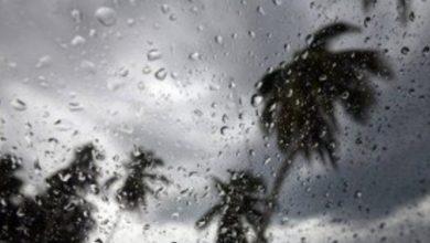 Photo of Meteorología pronostica lluvias aisladas para este martes por vaguada.