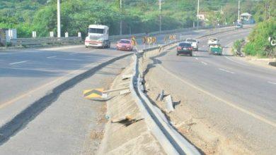Photo of Autopista Joaquín Balaguer: temida por conductores y transeúntes.
