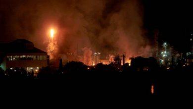 Photo of Al menos cuatro heridos graves por explosión en industria química en España.