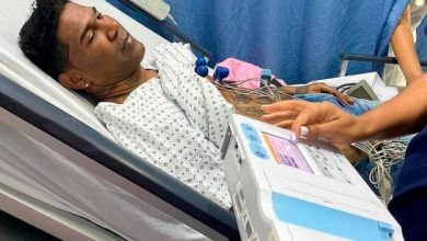 Photo of Omega hospitalizado de emergencia; habría sufrido una parálisis facial.