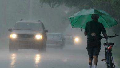 Photo of Vaguada provocará lluvias y tormentas eléctricas; oleaje anormal en las costas.