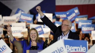 Photo of Bernie Sanders gana asamblea partidista demócrata en Nevada.