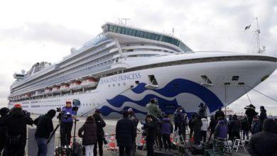 Photo of Un colombiano en el crucero Diamond Princess es diagnosticado con coronavirus.