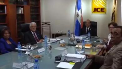 Photo of Pleno JCE se reúne con cúpula empresarial; tratarían sobre pacto social.
