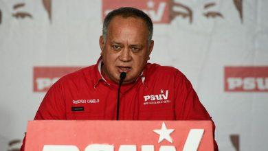 Photo of Dirigente chavista Diosdado Cabello dice Gobierno dominicano tiene la culpa de la situación electoral.
