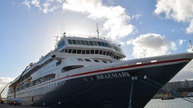 Photo of Crucero con pasajeros con síntomas sospechoso de coronavirus salió de aguas nacionales.