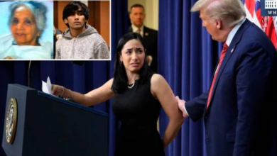 Photo of Trump usa nieta de dominicana asesinada en Queens para atacar inmigrantes irregulares.