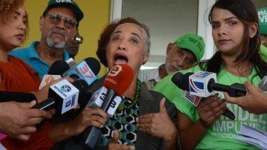 "Photo of Marcha Verde lleva JCE lista aspirantes ""corruptos""."