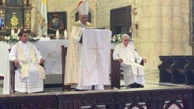 Photo of Arzobispo reitera llamado a pacto nacional entre líderes.