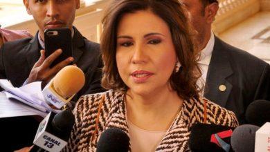 """Photo of Margarita Cedeño acusa a la oposición de ofertar el """"odio y la inquina""""."""