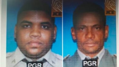Photo of Solo dos policías fueron sometidos por la muerte de abogado Argenis Martínez.