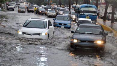 Photo of Meteorología informa vaguada continuará provocando aguaceros locales.