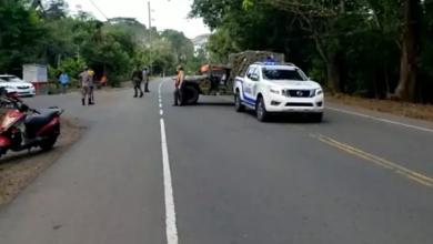 Photo of Autoridades bloquen las entradas a SFM para controlar el COVID-19.