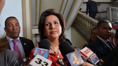 """Photo of La explicación de Margarita Cedeño para """"su equivocación"""" al decir que la victoria segurita es con Leonel."""