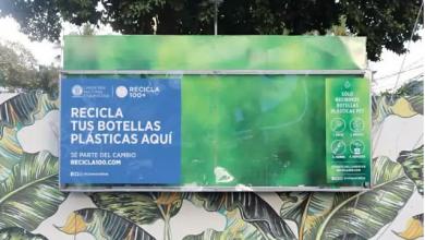Photo of Cervecería lanza Vallas Recicla 100+, como parte de su programa de reciclaje.