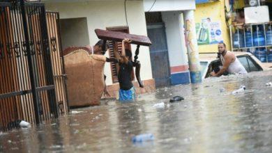 Photo of Reportan 27 casas inundadas por lluvias en barrios de Santiago.